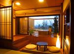 伊香保温泉の旅館(古久屋)